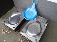Injection mold - slipper