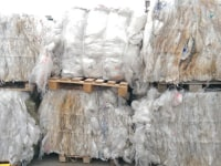 LDPE transparent stretch