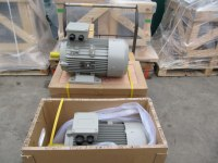 Electric motor 15 kw