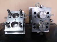 Injection mold - cap