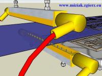 Discharging electrode