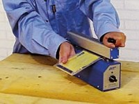 Table welders - for packing