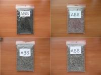 Regranulat ABS czarny/czerwony/szary/beżowy