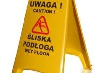 Floor planer, Caution