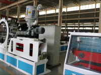 Extrusion lines for single
