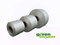 Polyester tape for bales