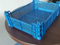 Injection molds for a