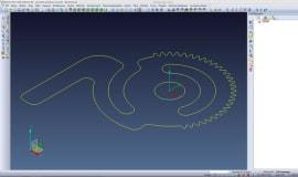 Wycinanie drutowe z VISI PEPS Wire EDM