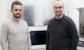 Druk 3D w badaniach naukowych TUKE i ENBICORE