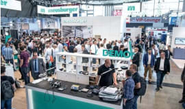 The Meusburger highlights at the Fakuma 2017