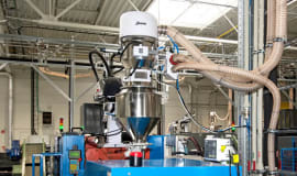 Automatyzacja w przetwórstwie tworzyw sztucznych