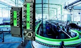 Zwiększenie efektywności urządzeń peryferyjnych dzięki modułom SmartWire-DT