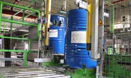 System okablowania SmartWire-DT w zakładzie produkcji tworzyw sztucznych