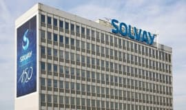 Solvay to cut 600 jobs as part of restructuring