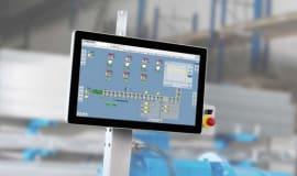 Smarte Compoundieranlage mit dem Coperion Production Control Center CPCC