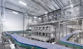 Innopas SX from KHS gives bottlers greater flexibility in the pasteurization process