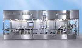 Füll- und Verschließmaschine von Bosch gewinnt renommierten Red Dot Award