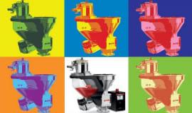 """Moretto presents campaign """"Art in color dosing"""""""