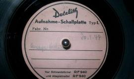 Neue Rezepturen für Vinyl-Schallplatten