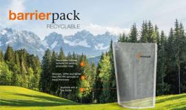 Mondi präsentiert auf der FachPack 2018 BarrierPack Recyclable