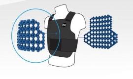 Thermoplastic Elastomer von Kraiburg im atmungsaktiven Körperschutz