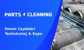 Parts4Cleaning pierwszy raz w Polsce