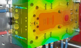 Sigmasoft identifies ideal parts and injection processes virtually