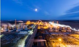 Новый завод Сибура для производства ДОТФ
