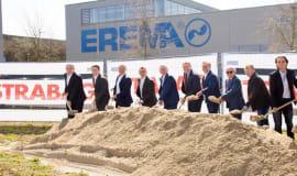Erema Unternehmensgruppe wächst weiter