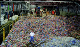 Recycling - An essential measure for the circular economy