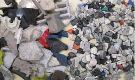 Das Problem des WEEE Recyclings sind die schwarzen Kunststoffe