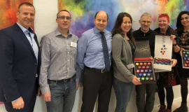 Plastic Jewels - Farbkreationen in Kooperation mit BASF