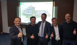 Amut Group supplies to Jiangsu Canlon two extrusion lines