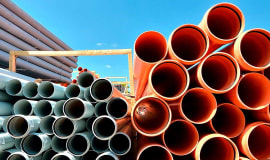 Tests confirm 100-Year+ lifetime for PVC and PE pipes