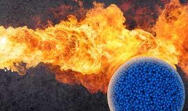 Flammwidrige TPE mit Haftung zu Polyamiden