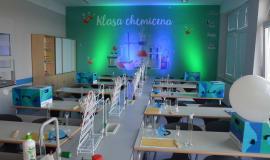 Powstała klasa chemiczna pod patronatem Ciech oraz Politechniki Rzeszowskiej