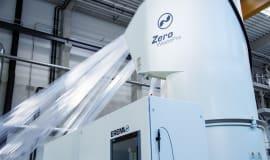 Intarema ZeroWastePro – Der neue Maßstab für das Recycling von Folien-Produktionsabfällen
