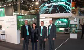 Arburg na targach K 2019: własna droga do digitalizacji