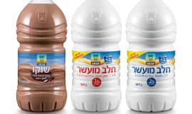 Асептические линии ПЭТ для молочных напитков