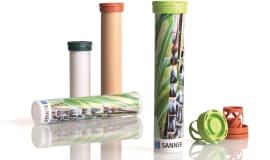 Sanner introduces bio-based plastic packaging Sanner BioBase