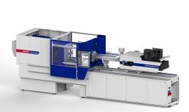Wittmann Battenfeld with EcoPower Xpress 160 at the Interplastica 2020