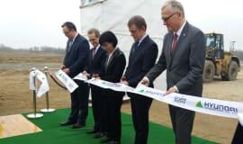 Hyundai Engineering wchodzi na plac budowy Polimerów Police