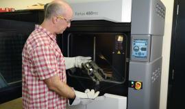 Thule oszczędza na prototypowaniu z drukarką 3D