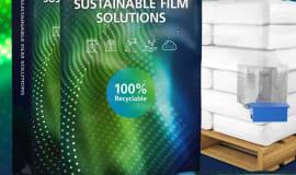 RKW представит экопленку для упаковки промышленных товаров