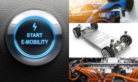 Kraiburg TPE fokussiert den Markt der E-Mobilität mit umfassendem TPE-Portfolio