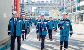 Сибур утвердил Стратегию в области устойчивого развития до 2025 года