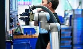 Rozpoczęcie współpracy Universal Robots & Muehsam