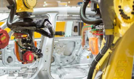 FANUC supplies 3,500 robots to BMW group