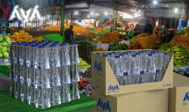 Butelka AYA firmy Sidel z nagrodą World Food Innovation Awards