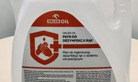 Orlen uruchamia drugą linię produkcji płynu do dezynfekcji rąk